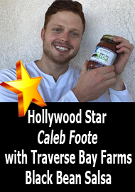 Hollywood Loves Traverse Bay Farms - Caleb Foote - ABC TV Series - The Kids are Alright