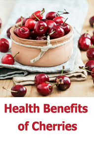 Health Benefits of Drinking Cherry Juice