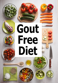No Gout Pain Foods