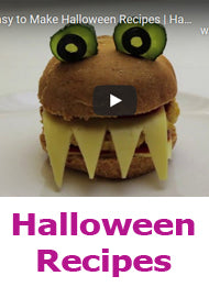Halloween Recipes from Traverse Bay Farms