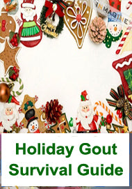 Holiday Gout Survival Guide - How to Control Your Gout This Holiday Season
