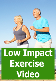 Chronic Pain Low Impact Exercise Video