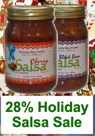 Celebrate the Holidays with America's #1 Award Winning Fruit Salsa Company