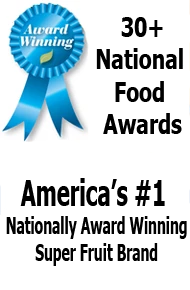 Winner of 30+ National Food Awards