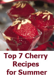 Top 7 Cherry Recipes for Summer