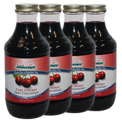 Fruit Advantage Tart Cherry Juice Concentrate - 4 Pack