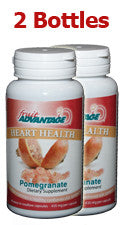 Fruit Advantage Pomegranate Heart Health Two-Pack