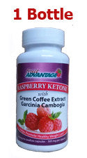 Fruit Advantage Raspberry Ketone Weight Management