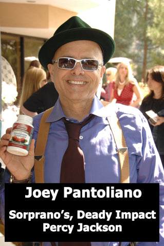 Joey Pantoliano with Fruit Advantage Cherry Prime