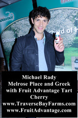 Melrose Place Michael Rady with Fruit Advantage