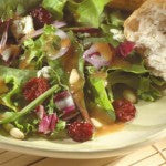 Dried Cherry Spiced Salad