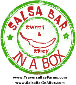 Salsa Bar In A Box