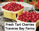 Dried Cherries from Traverse Bay Farms