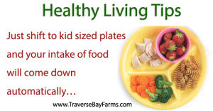 Reduce Your Plate Size
