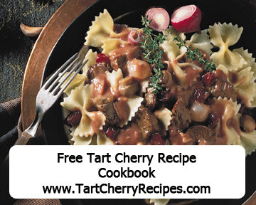 Dried Tart Cherry Recipes