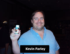 Kevin Farley with Fruit Advantage Cherry Prime