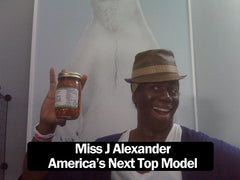 Miss J Alexander with Traverse Bay Farms
