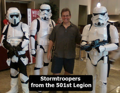 Stormtroopers with Fruit Advantage