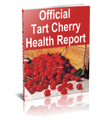 Tart Cherry Natural Health Benefits