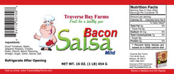 Bacon Salsa - Mild - traversebayfarms