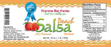 Peach Salsa - traversebayfarms