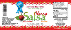 Cherry Salsa - Medium - traversebayfarms