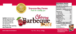 Cherry BBQ Sauce - traversebayfarms