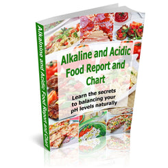 Alkaline and Acidic Food Report and Chart - Free Downloadable Book - traversebayfarms