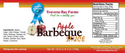 Apple BBQ Sauce - traversebayfarms