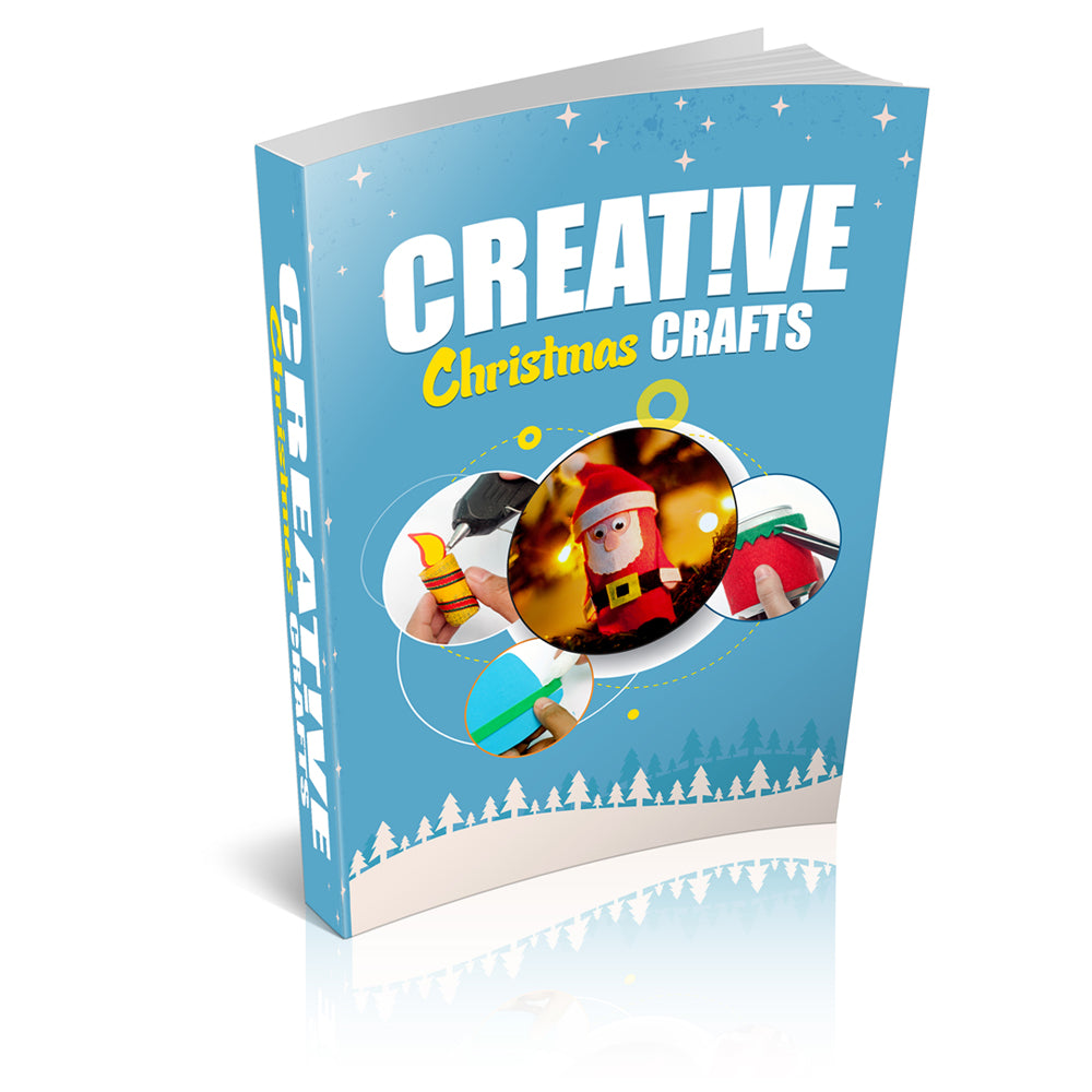 Creative Christmas Crafts - Free Download