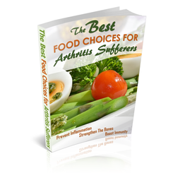 Food Choices for Arthritis Sufferers
