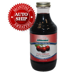 Tart Cherry Juice Concentrate - Cherry Express - Monthly Autoship