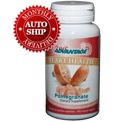 Pomegranate Express - Monthly Delivery of Pomegranate Capsules