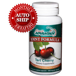 Cherry Express - Tart Cherry Capsules - BiMonthly Autoship - traversebayfarms