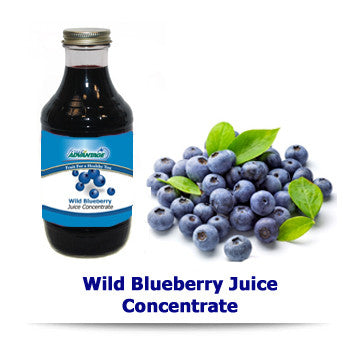 Wild Blueberry Juice Concentrate - traversebayfarms