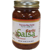 Garlic Salsa, Medium - traversebayfarms