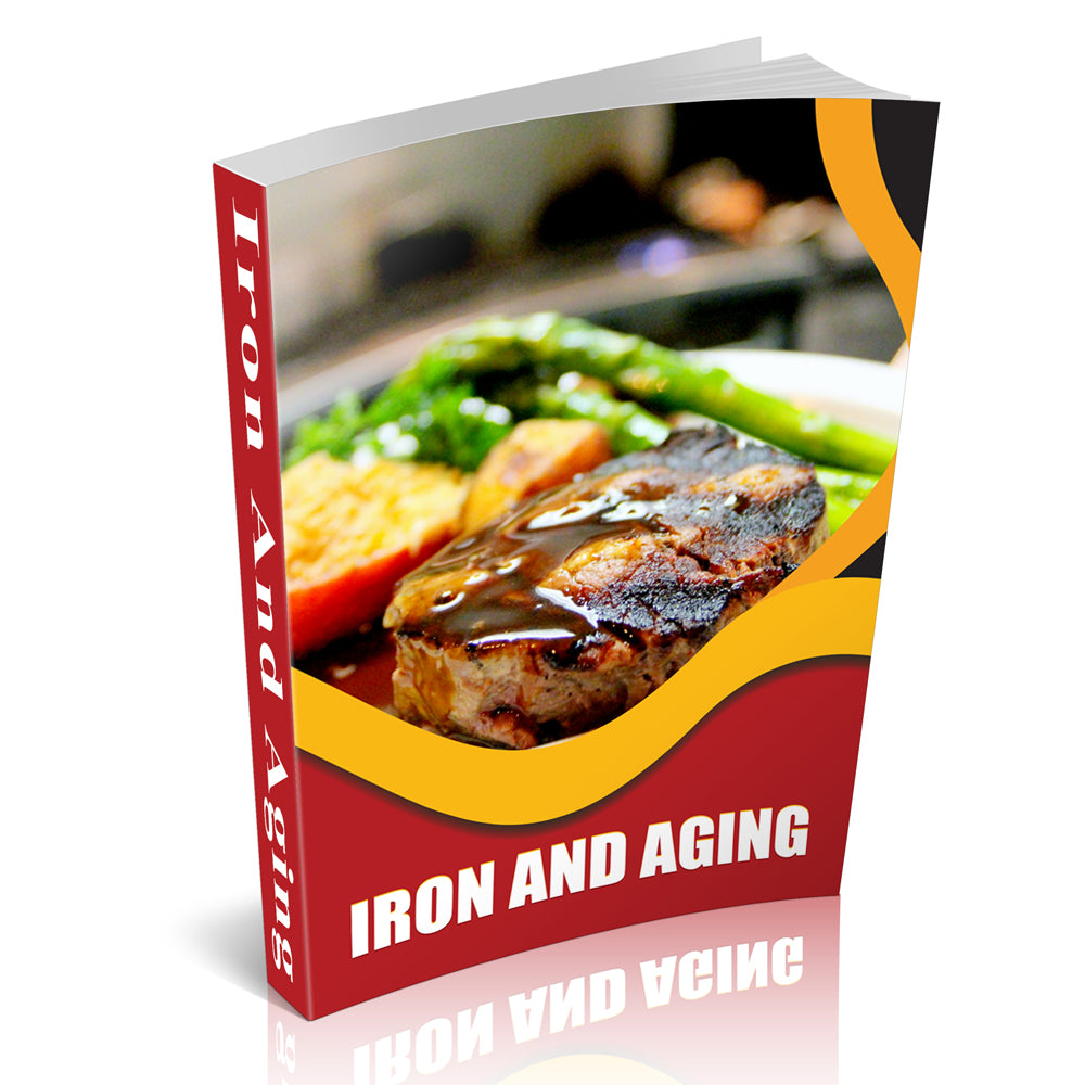 Iron and Aging - Free Downloadable Book - traversebayfarms