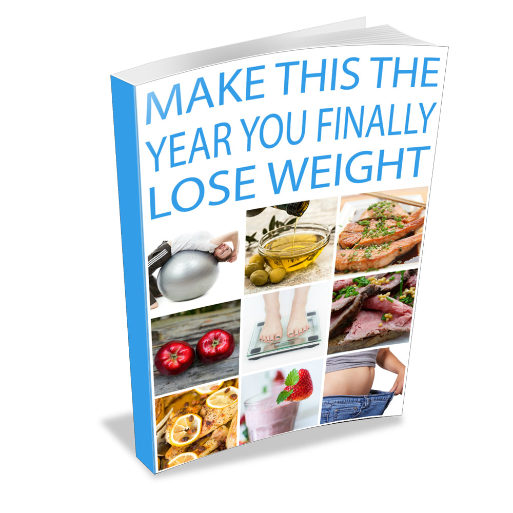 Make This The Year You Finally Lose Weight - traversebayfarms