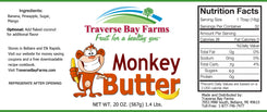 Monkey Butter - traversebayfarms
