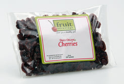 Dried Organic Tart Cherries - 8 oz bag - traversebayfarms