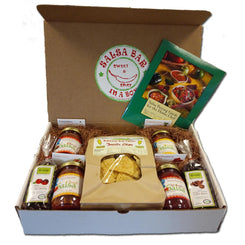 Salsa Bar In A Box - Fruit Mix - traversebayfarms