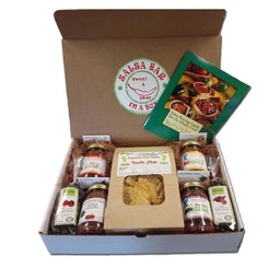 Salsa Bar In A Box - Gourmet Mix - traversebayfarms