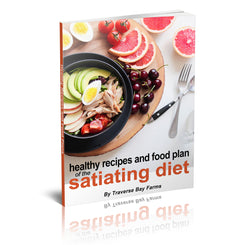 Health Recipes and Food Plan - Satiating Diet - Free Downloadable Book