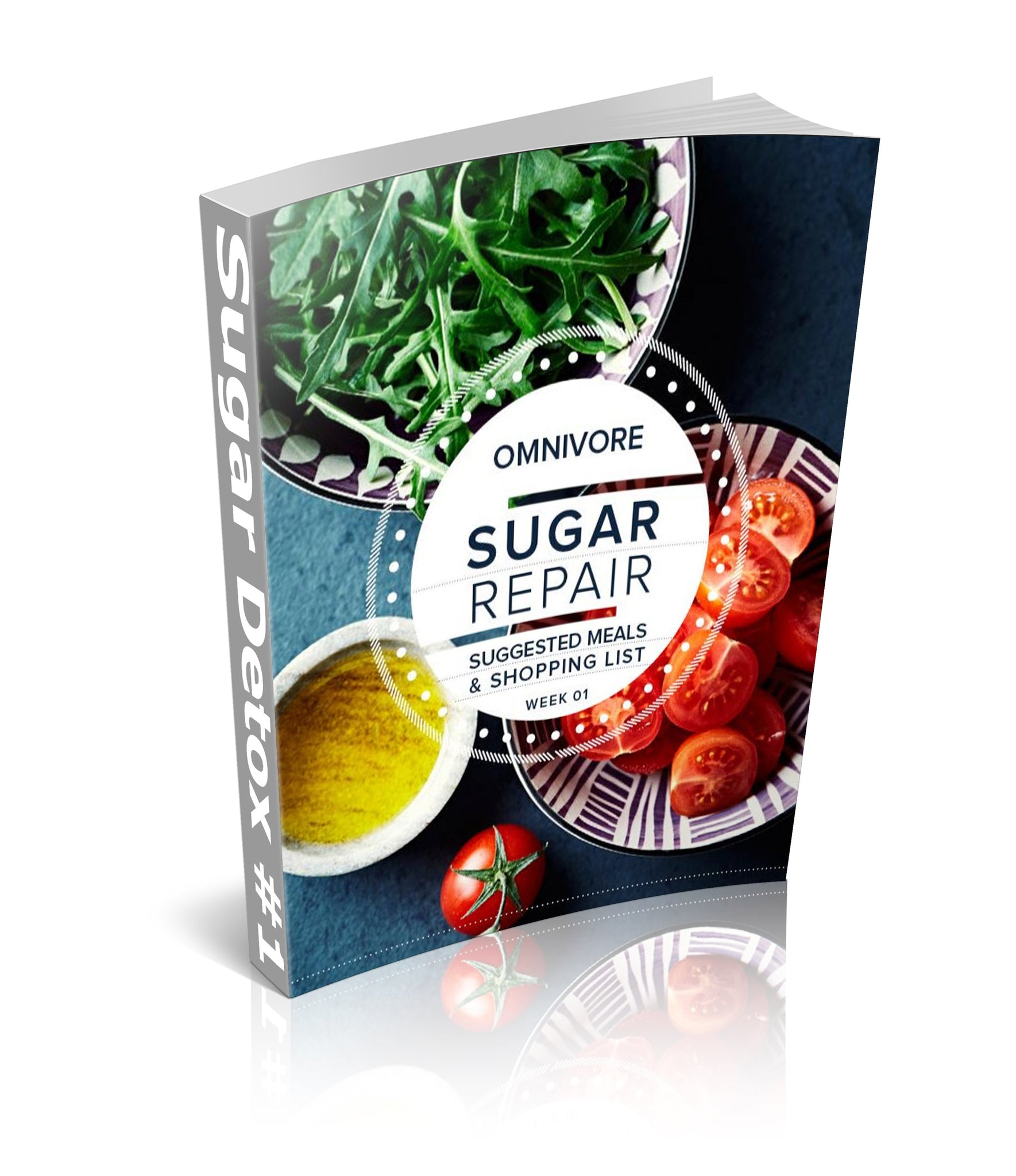 Omnivore Sugar Repair Suggested Meals and Shopping List 01 - Free Download - traversebayfarms