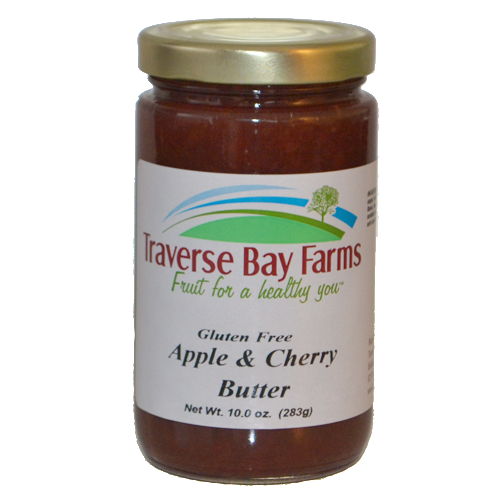 Apple-Cherry Butter - traversebayfarms