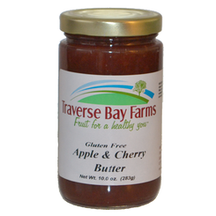 Traverse Bay Farms Apple Cherry Butter