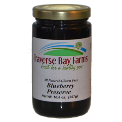 Traverse Bay Farms Blueberry Preserves