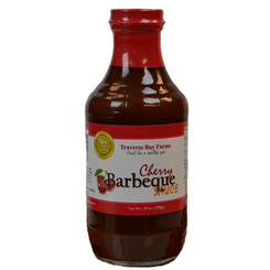 Cherry Barbeque Sauce - traversebayfarms