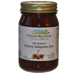 Traverse Bay Farms Cherry Jalapeno Jam