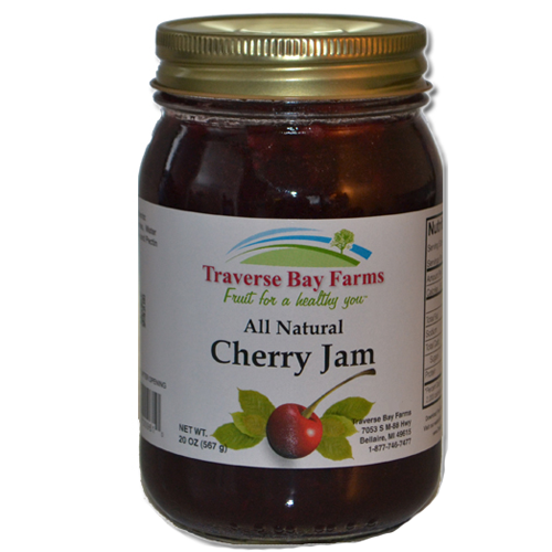 Cherry Jam - traversebayfarms